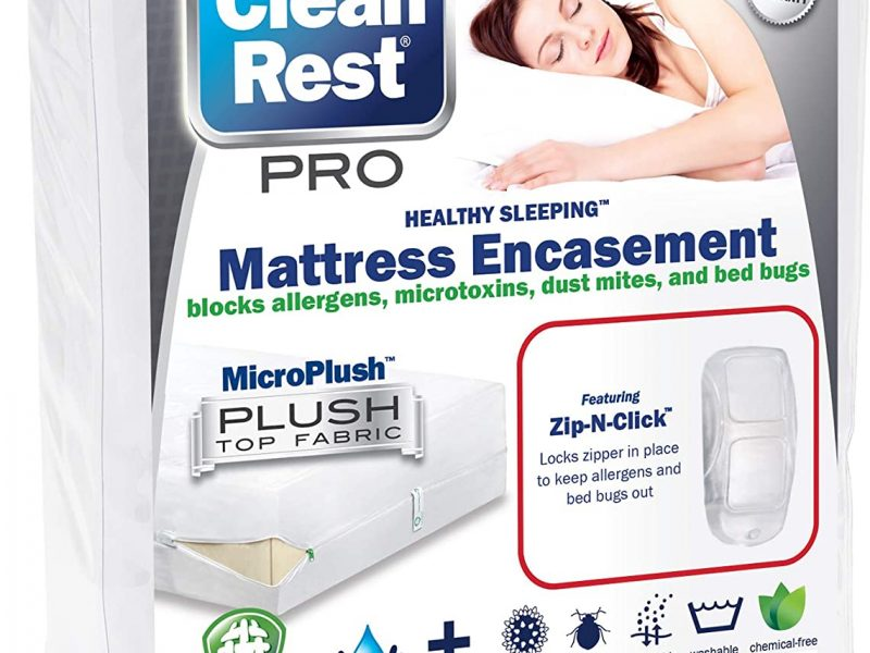 Cleanrest Pro Twin