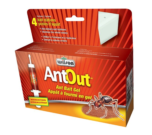 Ant Out Ant bait gel