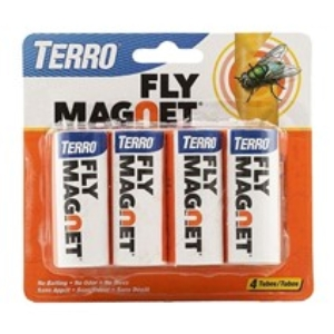 TERRO FLY MAGNET – STICKY PAPER FOR FLIES